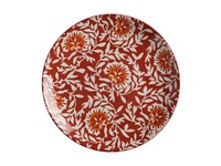 Maxwell & Williams - Boho Plate Damask Red (20cm)