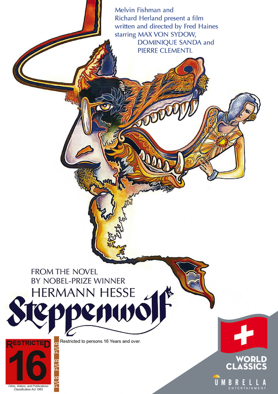 Steppenwolf (World Classics Collection) on DVD
