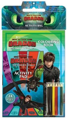 How to Train your Dragon: The Hidden World: Activity Bag