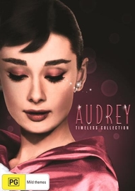 Audrey Hepburn Boxset on DVD
