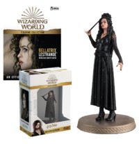 Harry Potter - Bellatrix - 1:16 Figure & Magazine