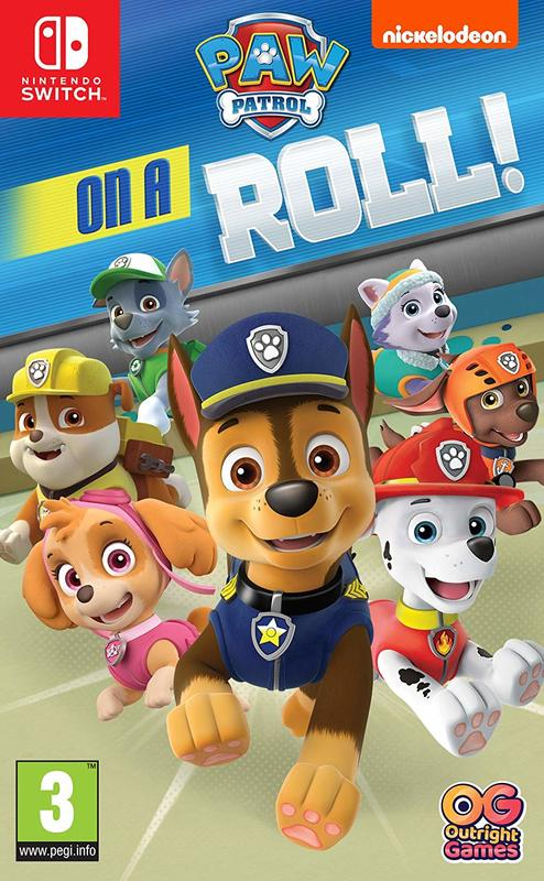 PAW Patrol: On a Roll! for Switch