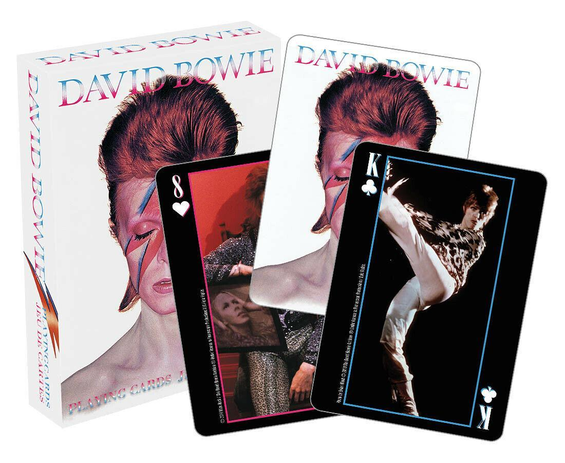 David Bowie Playing Cards image