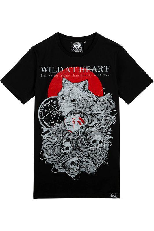 Killstar: Wild At Heart T-Shirt - L
