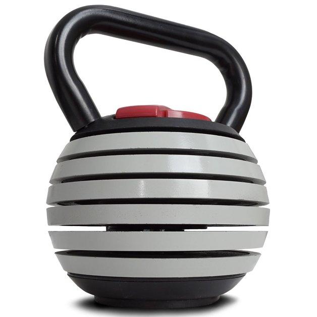 Multi-Weight Smart Adjustable Kettlebell | 9kg (20lbs)
