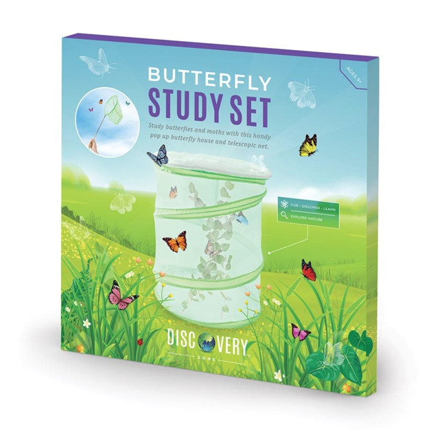 IS Gift: Discovery Zone Butterfly - Study Set