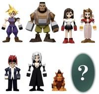 Final Fantasy VII: Polygon Figure - Blind Box