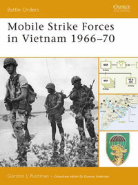 Mobile Strike Forces in Vietnam 1966-70 by Gordon Rottman image