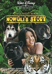 The Jungle Book (1998) - Mowgli's Story on DVD