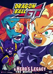 Dragon Ball GT Movie - A Hero's Legacy on DVD