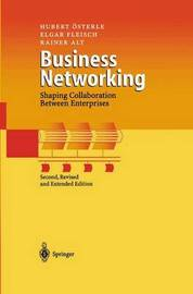 Business Networking by Hubert Osterle
