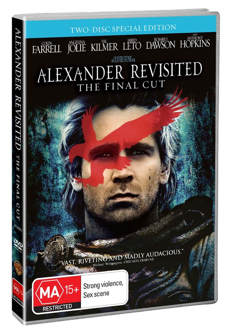 Alexander Revisited - The Final Cut: Special Edition (2 Disc Set) on DVD image