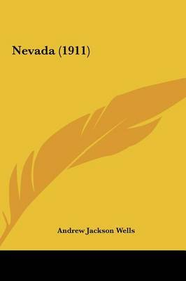 Nevada (1911) by Andrew Jackson Wells image