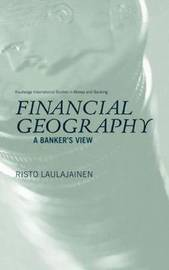 Financial Geography by Risto Laulajainen image
