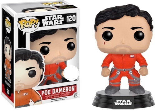 Star Wars: Poe Dameron (Jumpsuit) - Pop! Vinyl Figure