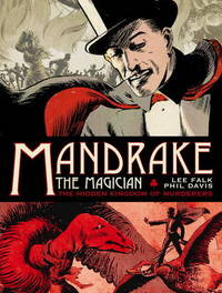 Mandrake the Magician, The Hidden Kingdom of Murderers by Lee Falk