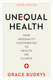 Unequal Health by Grace Budrys image