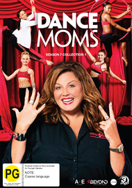 Dance Moms - Season 7 (Collection 1) on DVD