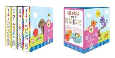 Babies Love Learning Boxed Set by Ginger Swift