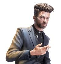 "Preacher: Jesse Custer - 12"" Collectors Statue"