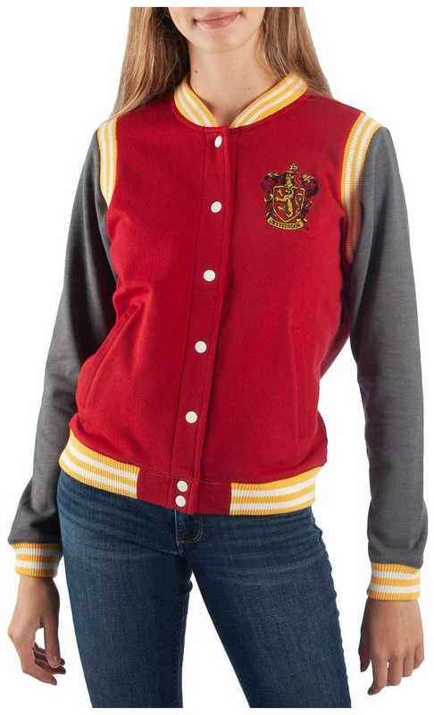 Harry Potter: Gryffindor - Varsity Jacket (Small)