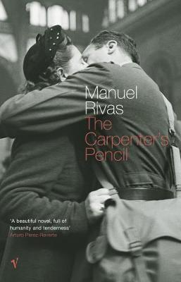 Carpenter's Pencil by Manuel Rivas
