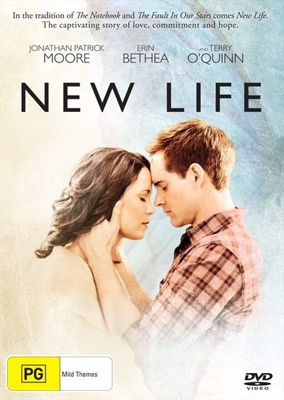 New Life on DVD