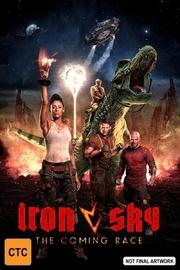 Iron Sky - The Coming Race on Blu-ray