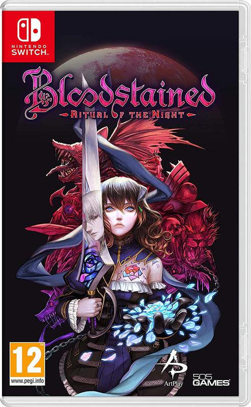 Bloodstained: Ritual of the Night for Switch