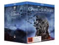 Game of Thrones Season 1-8 on Blu-ray