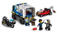 LEGO City: Police Prisoner Transport (60276)