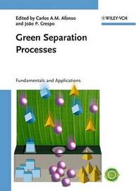 Green Separation Processes image