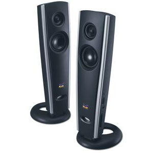 Viewsonic Speakers 20W RMS 2 Channel SP2002