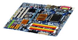 Gigabyte GA-G33M-DS2R       LGA775