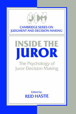 Inside the Juror