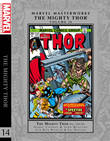 Marvel Masterworks: Volume 14: Mighty Thor by Gerry Conway