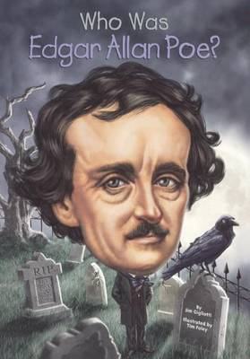 Who Was Edgar Allan Poe? by Jim Gigliotti image