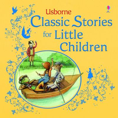 Classic Stories for Little Children image