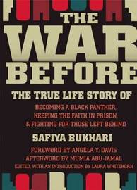 The War Before by Safiya Bukhari image