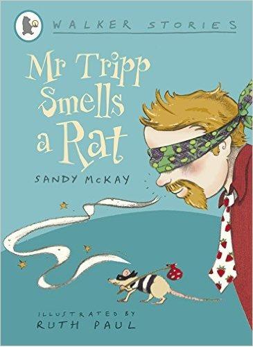 Mr Tripp Smells a Rat by Sandy McKay image