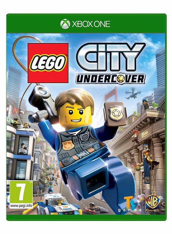 LEGO City: Undercover for Xbox One
