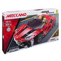 Meccano Ferrari GTB 488 Roadster