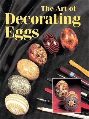 Art of Decorating Eggs by Gabriella Szutor image