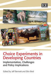 Choice Experiments in Developing Countries image