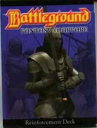 Battleground: Men Reinforcements Deck image