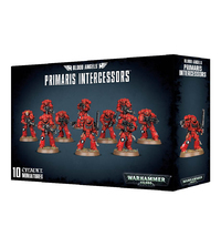 Warhammer 40,000: Blood Angels Primaris Intercessors