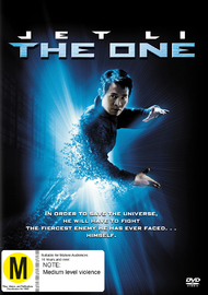 The One on DVD