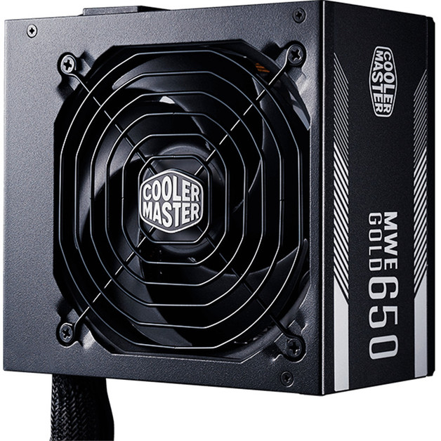 Cooler Master MWE Gold 650W 80Plus Gold Power Supply