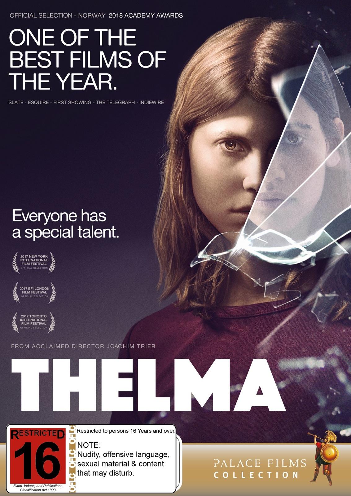 Thelma on DVD image
