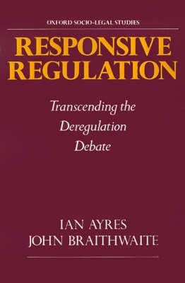 Responsive Regulation by Ian Ayres image